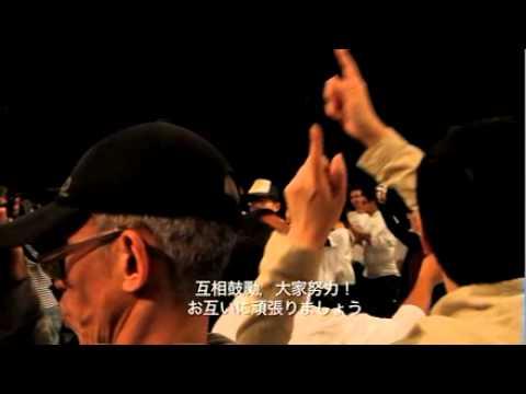 《愛心無國界 311燭光晚會》 秦沛Paul Chun替日本災民打氣 がんばって