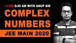 Complex Numbers for JEE Main 2020   Tricks to Crack JEE Mains Math Problems   IIT JEE Mathematics