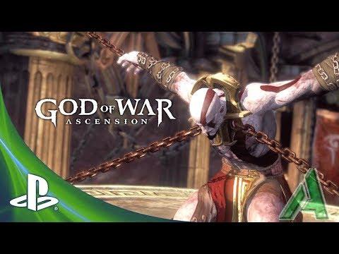 تحميل لعبة God of War Ascension  PS3 كمله