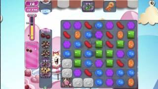Candy Crush Saga Level 1496  No Booster