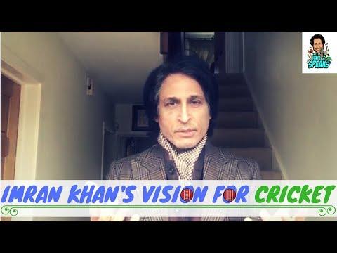 Imran Khan's Cricket Vision | Ramiz Speaks