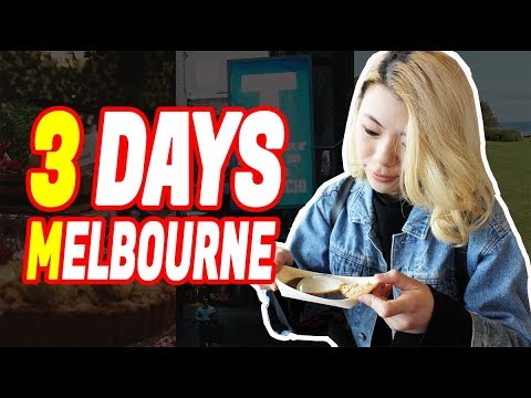 Things to do with 3 DAYS IN MELBOURNE Australia