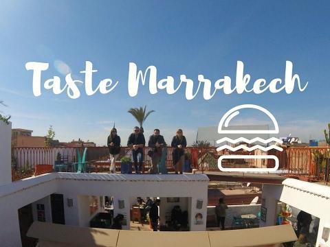 Cafe clock Marrakech in 60''