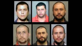 #GeorgeZimmerman fight news! Someone punched Georgie for bragging about #TrayvonMartin