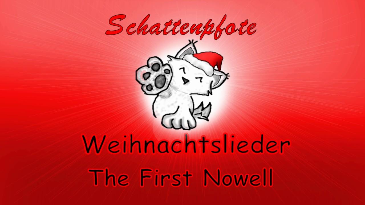 the first nowell weihnachtslieder klarinetten duett. Black Bedroom Furniture Sets. Home Design Ideas