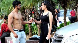 How to impress a girl in one second     Sam Khan