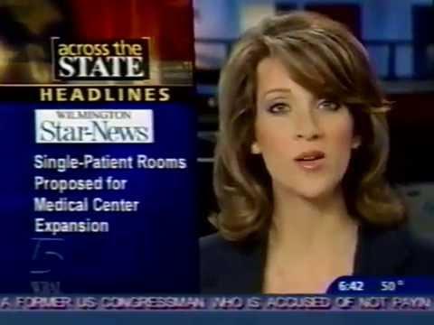 WRAL 6:30am News, 3/29/2005