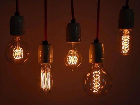 Винтажные лампы эдисона, ретро провод, светильники в стиле лофт и другие. Винтажные лампы эдисона купить в фирменном интернет магазине.