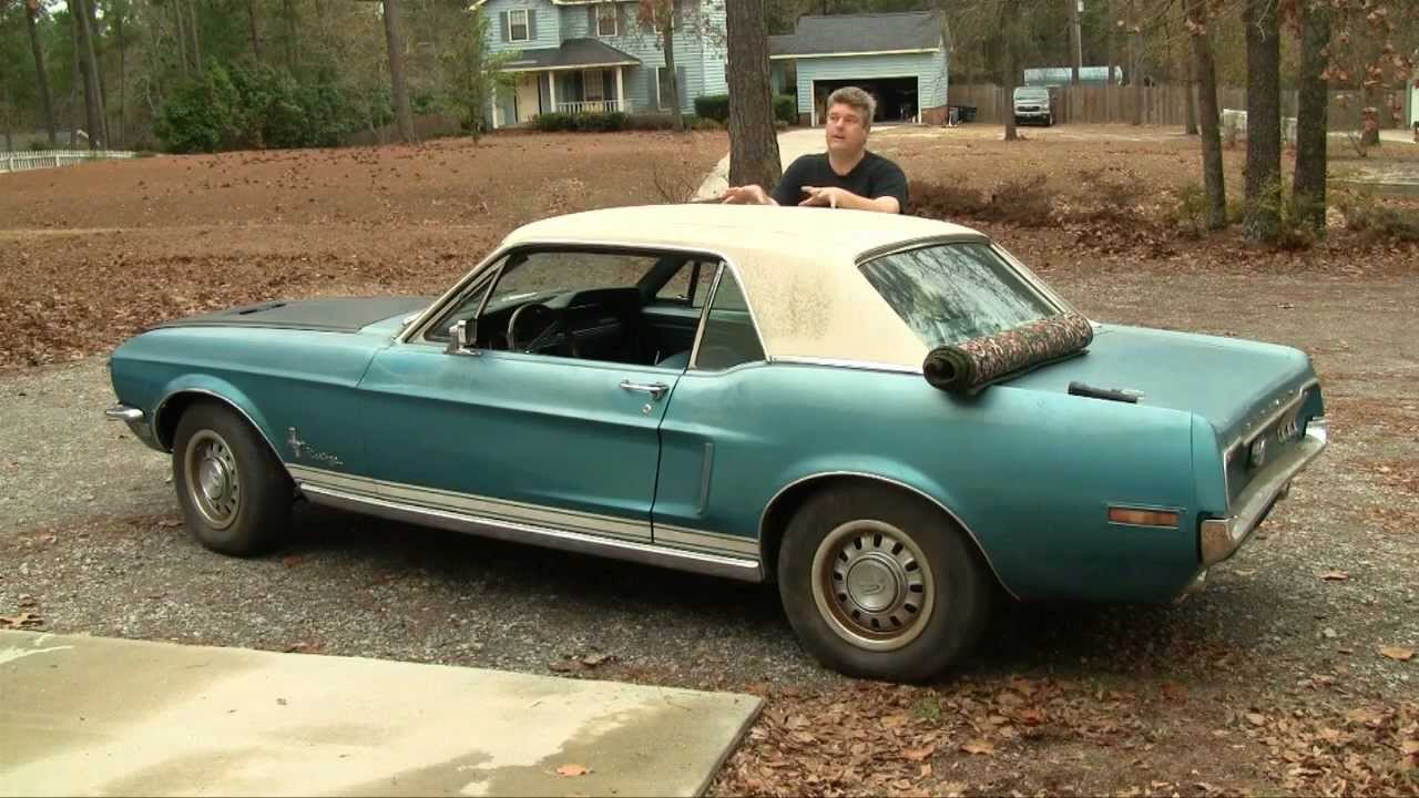 Episode 65 Tips and Tricks for getting the most Classic or Muscle Car for your money Autorestomod