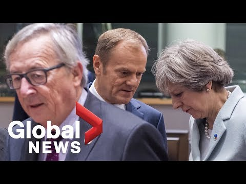 Brexit: EU Leaders Speak After Special Summit On Article 50