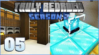 Insta Mining and Storage | Truly Bedrock Season 2 Episode 5 | Minecraft Bedrock Edition