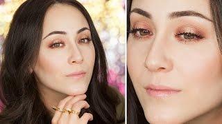 Make-up Tutorial mit der ZOEVA COCOA BLEND PALETTE I Hatice Schmidt