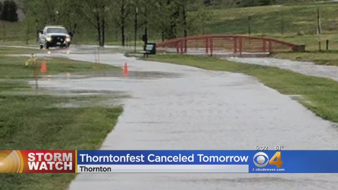 Thorntonfest Canceled For 2nd Year In A Row