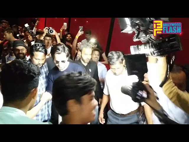Varun Dhawan Visited At The Theater | PVR Juhu | October Movie
