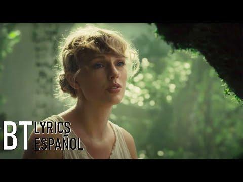 Taylor Swift - cardigan (Lyrics + Español) Video Official
