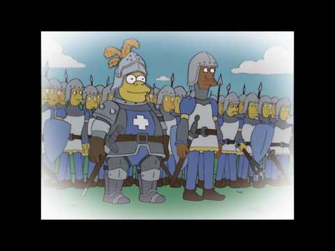 Legends of the Hidden Temple Crossovers - Joan of Arc (The Simpsons)
