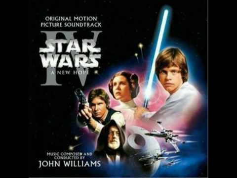 John Williams La guerra de las galaxias Star wars main title