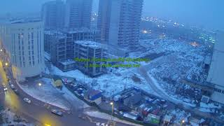 Царицыно-2 29.12.17 (Видео для форума http://talk.caricyno.net)