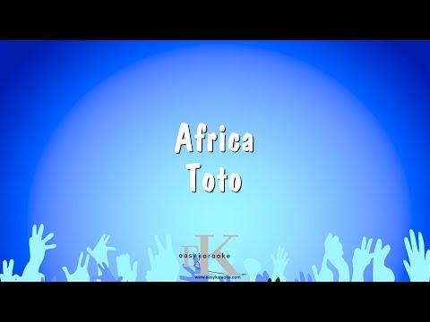 Africa - Toto (Karaoke Version)