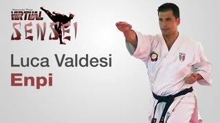 Luca Valdesi teaching kata Enpi - Karate \u0026 Relax June 2013