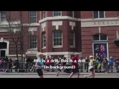 PROVING the Boston Marathon Bombing(s) was a FEMA Drill in 60 Seconds