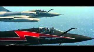 Mirage interceptor aircraft - Les chevaliers du ciel