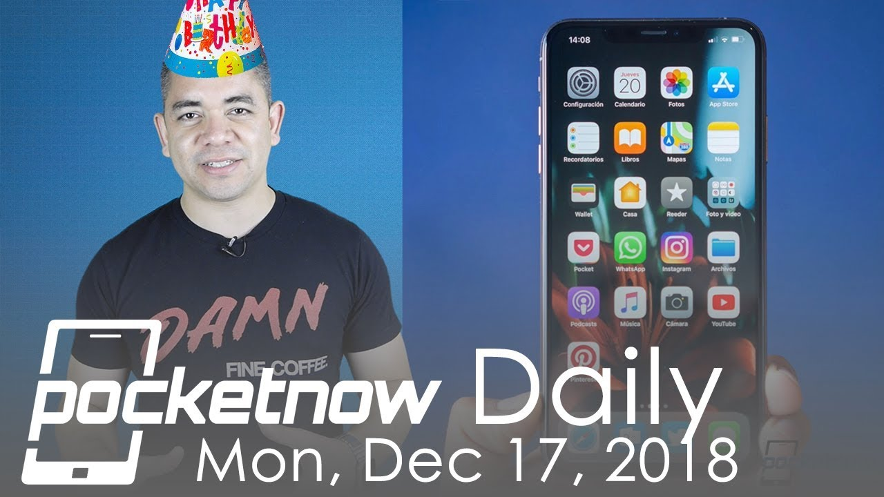 Calendario Max 2000.Iphone With Touch Id And Face Id Samsung Galaxy S10 Leaks More Pocketnow Daily