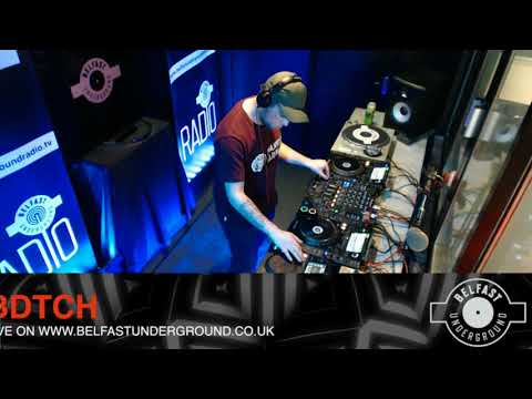 BDTCH Live On Belfast Underground Radio 10 01 18