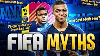 WEIRDEST FIFA MYTH?