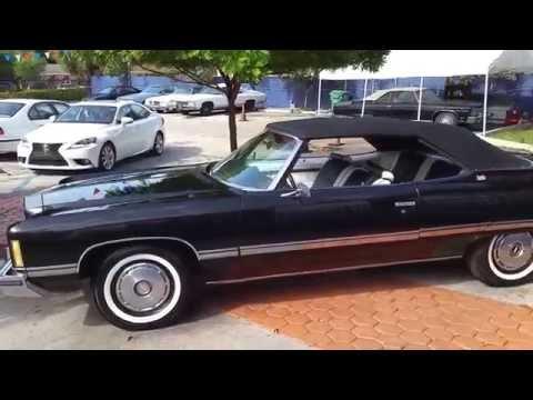 1974 Chevrolet Caprice Convertible @ Karconnectioninc.com Miami
