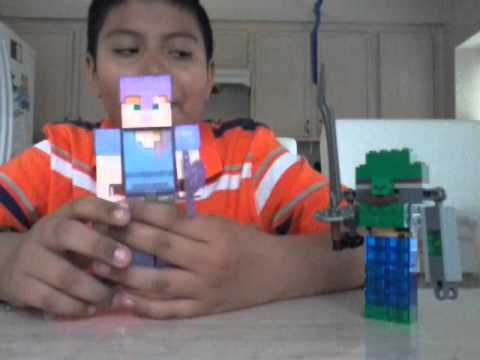 My Minecraft Toy Collection
