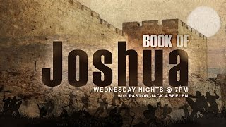 Joshua 1 - God Commissions Joshua