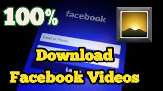 How to Download a Video from Facebook Lite || Save Facebook Video to your Android Phone Gallery
