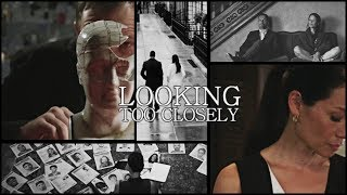 sherlock and joan | elementary | looking too closely
