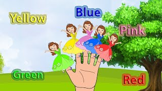 Learn Colors - Fingers - Egg Suprise - Kids Songs - Children Collection Videos