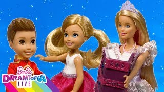 The Damaged Spellbook   Dreamtopia LIVE   Barbie