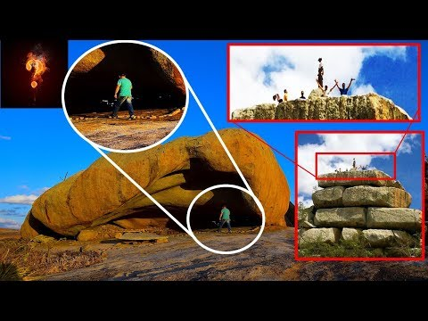 Astonishing Neolithic Ruin Dismissed As Geological?