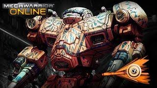 MechWarrior Online - Nova Cat Gameplay