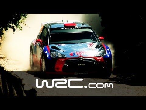 Robert Kubica Special @ Rally Italia Sardegna 2013