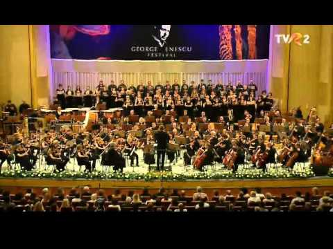 Vasily Petrenko conducts Enescu a Bucharest