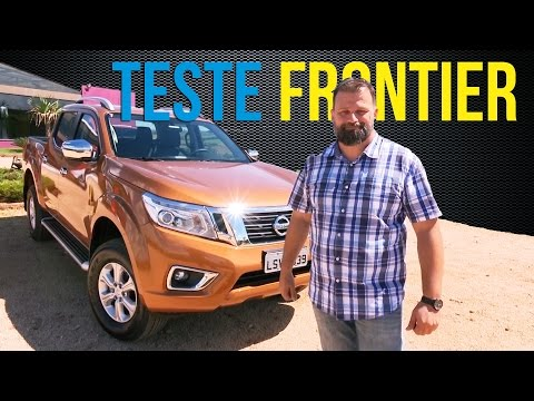 Nissan Frontier 2017. Vale a pena?
