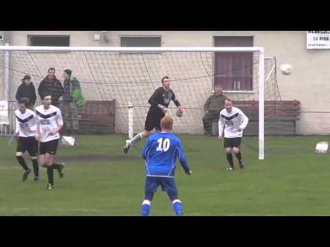 Coldstream 8 Gala Fairydean 0 - East of Scotland 1st Division