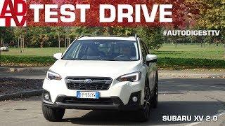 TEST DRIVE SUBARU XV 2.0 16 V AWD CVT