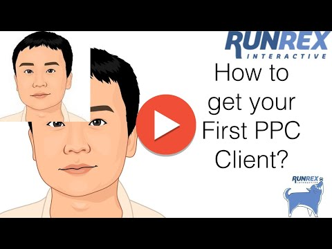 How to get your First PPC Client?