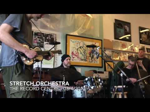 Stretch Orchestra intimate show at The Record Centre