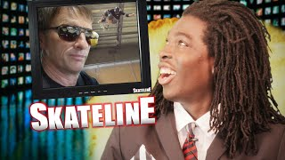 SKATELINE - Tony Hawk 900, Paul Rodriguez, Moose, Windsor James On Zero, Burnquist & More