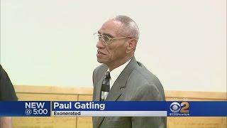 Wrongfully Convicted Man Exonerated