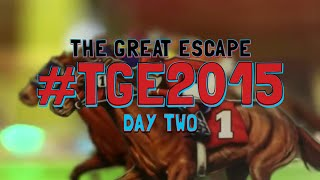 Caught Live The Great Escape 2015 - Day Two