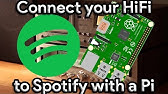 Adding Spotify Connect to Volumio on a Raspberry Pi - YouTube