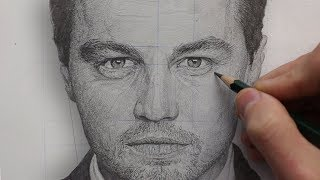 How To REALISTICALLY Render & DRAW a PORTRAIT using PENCIL - Narrated Tutorial thumbnail